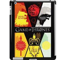 Game of Thrones iPad Case/Skin