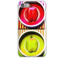 Bell Pepper Rainbow iPhone Case/Skin