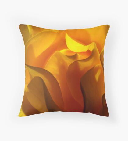 The Inner Life of the Venice Beach Rose 6 Throw Pillow