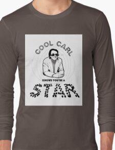 Cool Carl - Sagan  Long Sleeve T-Shirt