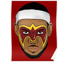 Lebron Greatness Ultimate Poster