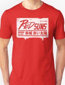 Initial D - RedSuns Tee (White Box) T-Shirt