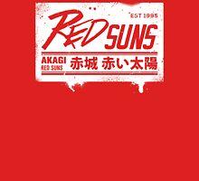 Initial D - RedSuns Tee (White Box) Unisex T-Shirt