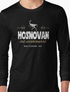 Hosnovan Vintage Two Long Sleeve T-Shirt