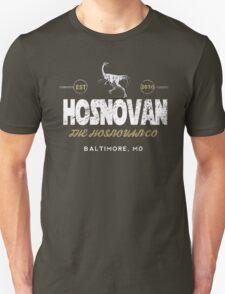 Hosnovan Vintage Two Unisex T-Shirt