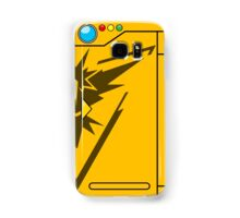 Team Instinct Samsung Galaxy Pokedex Phone Case Samsung Galaxy Case/Skin