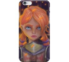 The Knight of Flames iPhone Case/Skin