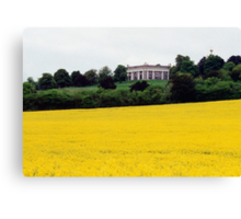 Mausoleum of the Hellfire Club, High Wycombe, UK Canvas Print