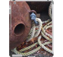 Rusty Buoys iPad Case/Skin