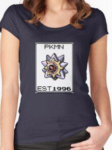 Starmie - OG Pokemon Women's Fitted Scoop T-Shirt