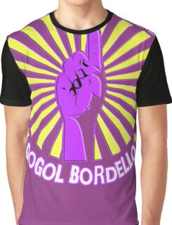 Gogol Bordello - Start Wearing Purple Graphic T-Shirt