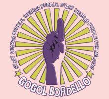 Gogol Bordello - Start Wearing Purple Baby Tee