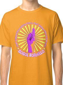 Gogol Bordello - Start Wearing Purple Classic T-Shirt
