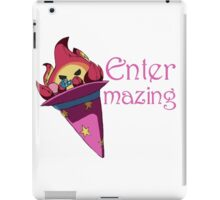 Plushfire - Entermazing iPad Case/Skin