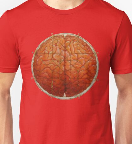 Cerebral Hyperstereogram II Unisex T-Shirt