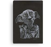 Dobby the House Elf Canvas Print