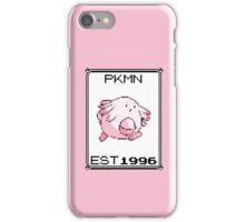 Chansey - OG Pokemon iPhone Case/Skin