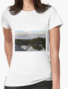 The Boadwalk Urunga NSW Womens Fitted T-Shirt