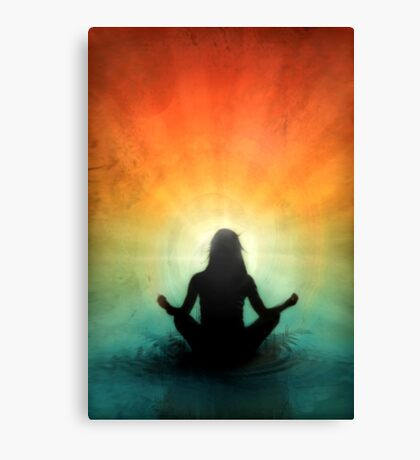 At Peace Within Canvas Print