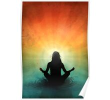 At Peace Within Poster