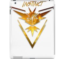 Pokemon GO | Team Instinct iPad Case/Skin