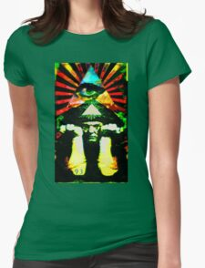 MR. CROWLEY 93 Womens Fitted T-Shirt