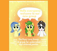 The Pony love Group Unisex T-Shirt