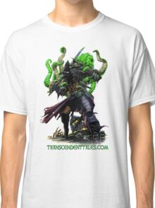 Zombie Pirate 2 Classic T-Shirt