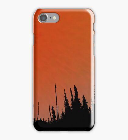 North Saskatchewan Take Two iPhone Case/Skin