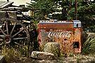 Chimayo Coke Machine by Larry3