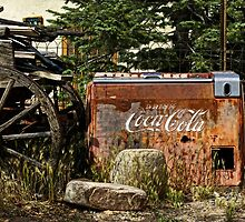 Chimayo Coke Machine by Larry3
