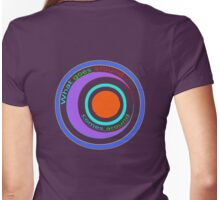 The Merry-Go-Around Womens Fitted T-Shirt