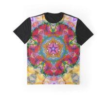 Mandala Primal 16 Graphic T-Shirt