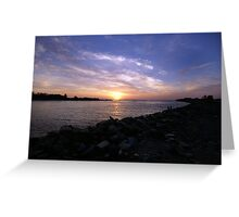 Urunga on the Mid North Coast NSW Greeting Card