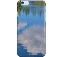 Gazing Down at Earth and Sky iPhone Case/Skin