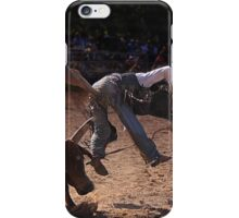 australia rodeo - 2 iPhone Case/Skin