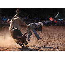 australia rodeo - 2 Photographic Print