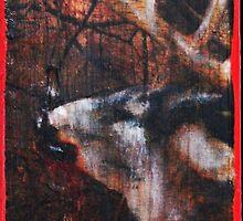 bellowing elk by resonanteye