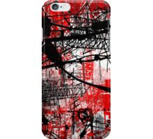 connection 17 iPhone Case/Skin