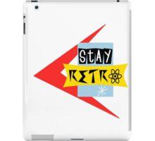Stay Retro iPad Case/Skin