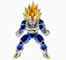 Vegeta transform's into a Super Saiyan 2 - Dragon Ball Z Unisex T-Shirt