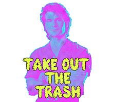 Roadhouse - Take Out The Trash Photographic Print
