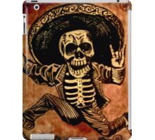 Posada Day of the Dead Outlaw iPad Case/Skin