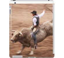 australia rodeo - 4 iPad Case/Skin
