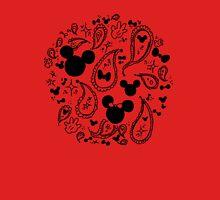 Minnie & Mickey Paisley Unisex T-Shirt