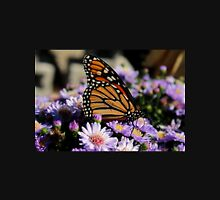 Butterfly on Asters I Unisex T-Shirt