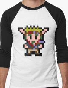 Pixel Jak Men's Baseball ¾ T-Shirt