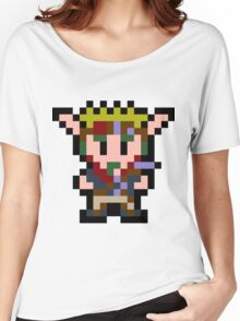 Pixel Jak Women's Relaxed Fit T-Shirt