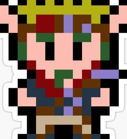 Pixel Jak Sticker
