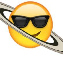 Emoji Planet Sticker